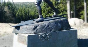 Памятник первому лыжному двоеборцу-олимпийцу Гусакову откроют в Петрозаводске