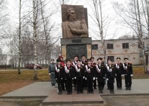 В Гаврилов-Ямском районе открылся памятник фельдмаршалу Михаилу Кутузову