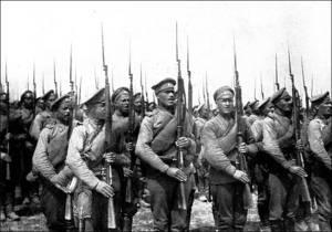 Сбор средств на сооружении памятника павшим в годы Первой мировой войны