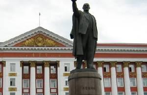 В Курске памятнику Ленина присвоили статус объекта культурного наследия