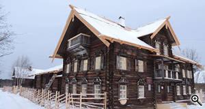 Дом-музей вепской культуры в селе Шелтозеро открыт после реставрации