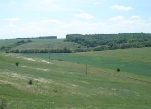 Урочище Меловое стало памятником природы