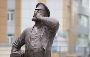 В Улан-Удэ появился памятник «Верхнеудинский купец»