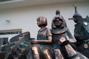 В Томске поставят памятник героям «Волшебника Изумрудного города»