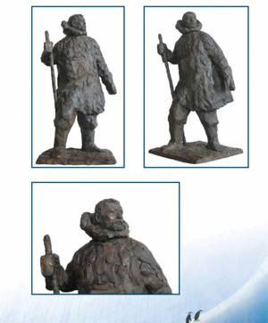 Памятник первопроходцам Арктики установят на углу Наличной и Беринга