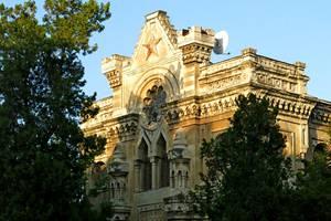 В Симферополе общине караимов вернули здание кенасы