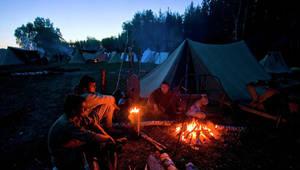 Десятый международный фестиваль «Русборг» прошел в Липецкой области