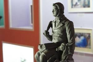 В Ишиме открыли памятник П.П. Ершову