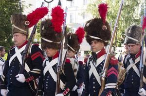В Пензе прошел военно-исторический фестиваль «Марсово поле»