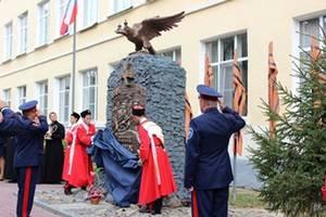 В городе открыли памятник русским солдатам Первой мировой войны