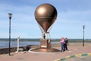 Скульптура писателя Жюля Верна появится в Нижнем Новгороде