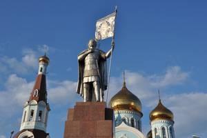 Памятник Александру Невскому откроют в Чите