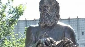 В Керчи установили памятник святителю Луке
