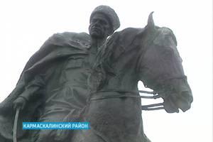 В Башкортостане установили памятник генерал-майору Шаймуратову
