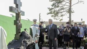 В Пензенской области открыли мемориальный комплекс Петру Дурново