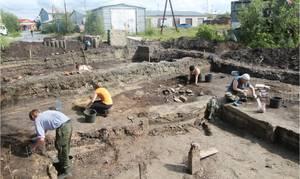 На древнем святилище Усть-Полуе найдены уникальные артефакты