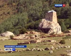 Памятники Верхней Балкарии медленно разрушает время