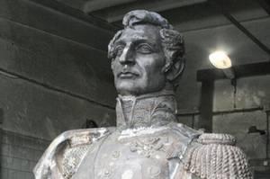 Генерал Милорадович встанет у Московских ворот
