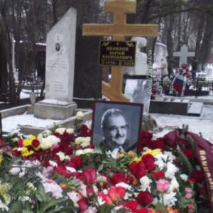 Театр Вахтангова откроет памятник Юрию Яковлеву