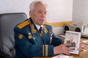 В Мытищах откроют памятник Михаилу Калашникову