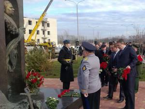 Памятник адмиралу Герману Угрюмову в Михайловске вошел в число победителей конкурса ФСБ России