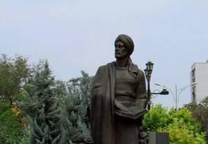 В Астрахани установят памятник Омару Хайяму
