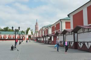 Музей архитектуры откроют в Гостиных рядах в Калуге