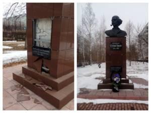 В Ульяновске восстановили памятник мордовскому гению Эрьзе