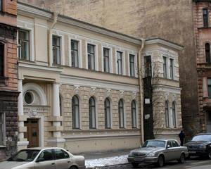 Особняк А.Ф. Евментьева (Спб) стал региональным памятником