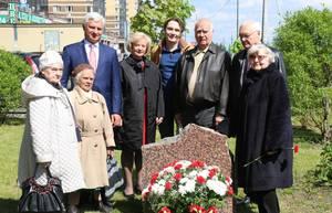В Петербурге появится памятник поэту Михаилу Дудину