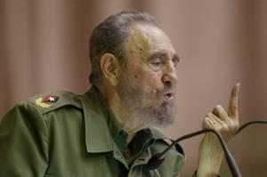 В Крыму появился памятник Фиделю Кастро