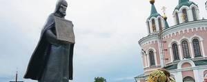 В Зауралье открыли памятник преподобному Далмату Исетскому