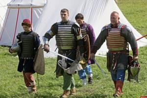 В Псковской области завершается фестиваль «Железный град»