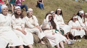 В Рязанской области прошёл XV фестиваль «Битва на Воже»