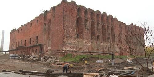 Средневековый замок Рагнит в городе Неман планируют превратить в музей под открытым небом