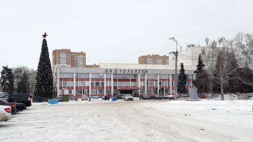 В Тольятти установили стенды, посвященные советскому модернизму