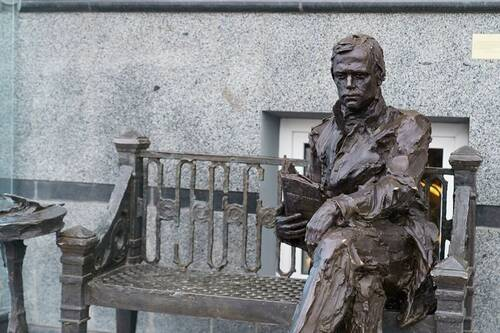 В Москве открыли памятник молодому Достоевскому