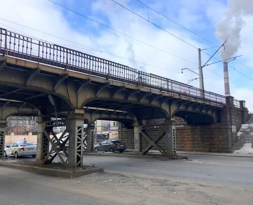 Царскосельский железнодорожный мост признали региональным памятником