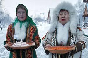 На Ямале туристов накормят блюдами местной кухни и научат их готовить