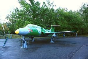 """В Нижнем Новгороде появился самолет """"Дельфин"""""""