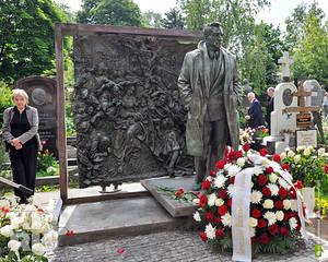 В Москве открыли памятник Вячеславу Тихонову