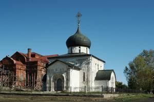 Георгиевский собор в Юрьев-Польском теперь охраняет государство