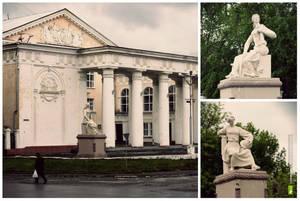Две скульптуры в Асбесте оказались работами Эрнста Неизвестного