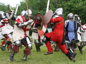 Фестиваль средневековых боевых искусств пройдет в Нижегородской области