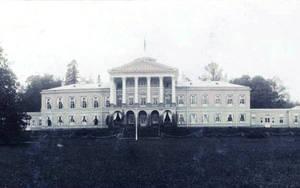Ропшинский дворец собираются восстановить