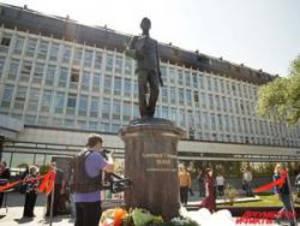 Около памянику Попову в Перми будет раздавать бесплатный Wi-Fi