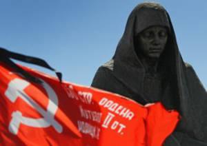 В России открыто военно-мемориальное кладбище
