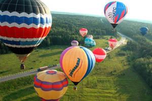 """На фестиваль """"Небесная ярмарка-2013"""" в Кунгур"""