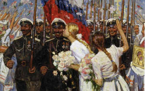 """В Липецке пройдет выставка художника-""""белогвардейца"""""""