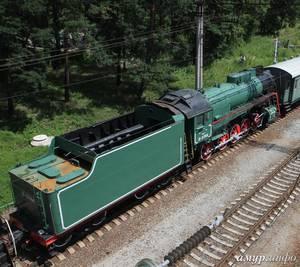 Новый экспонат музея истории амурского моста Дальневосточной железной дороги